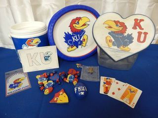 6523 large KU lot of miscellaneous