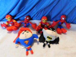 Superhero lot  2 ea