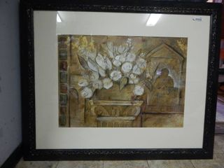 52  x 43  Beautiful Framed Print
