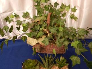 Basket   Greenery