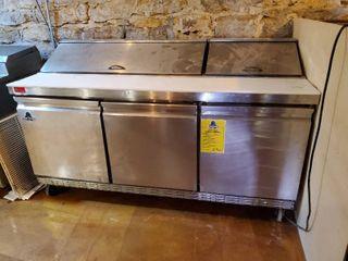 Ascend Refrigerated Prep Table JSP 7218