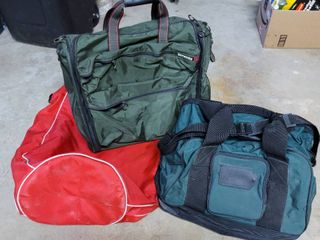 3  Carry On luggage or Duffel Bags   Golf Club Cover   Samsonite   land s End