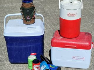 Camping  Fishing   lake Fun Cooler Drink lot
