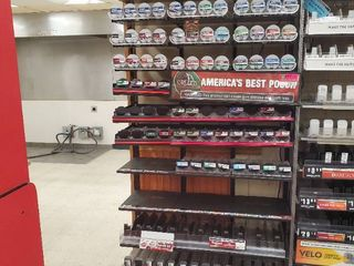 Chewing Tobacco Display Rack