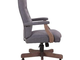 Boss Office   Home High Back Traditional Executive Desk Chair