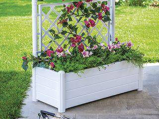 Stefanplast rectangle flower box