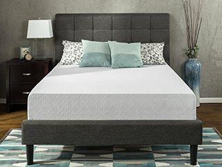 Zinus 12in queen medium gel memory foam mattress