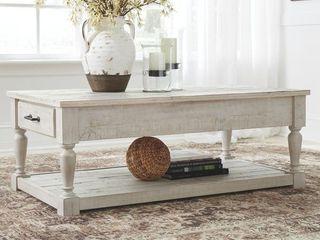 The Gray Barn Hickory Homestead Coffee Table