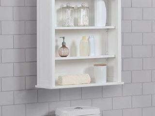 Porch   Den Everest Wall Mounted Bath Storage Cabinet