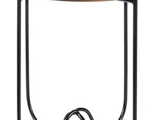 H Potter Indoor Outdoor Side Patio Table