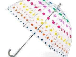 Kids Bubble Umbrella w  Easy Grip Handle
