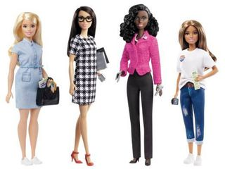 Barbie Career of the Year Campaign Team Giftset