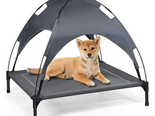 RedCamp Medium large Elevated Cooling Dog Bed