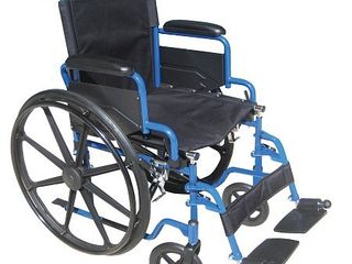 DRIVEMEDICAl Transport Collapsible Wheelchair
