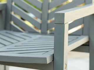 Hydaburg Outdoor Extension Dining Chair