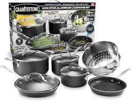 Granitestone Cookware Set