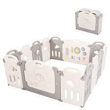 Fortella Cloud Castle Foldable Playard