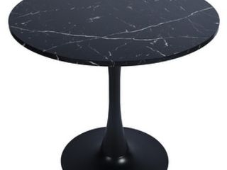 Furniture R Modern Round Dining Table