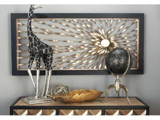 Metal Wall Decor Accent Piece