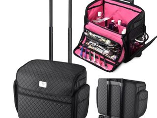 Byootique Rolling Hair Stylist Makeup Artist Hobby Case