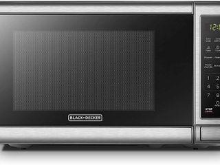 BlACK DECKER Digital Microwave Oven