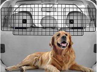 Adjustable Dog Car Barrier