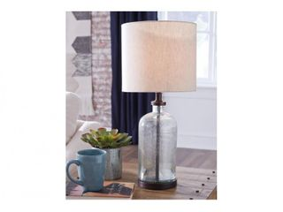Signature Design by Ashley Bandile Glass Table lamp