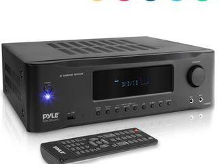 PYlE HiFi Bluetooth Home Theater Receiver