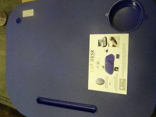 Blue lap Desk