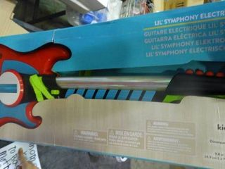 KidKraft lil  Symphony Electric Guitar