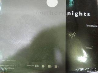 Northern Nights Twin Sheet Set
