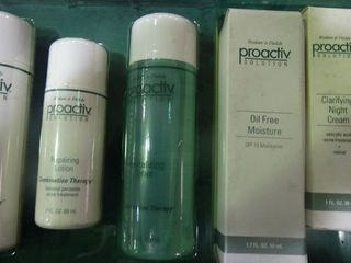 lot of Proactiv Solution Cleanser