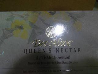 lot of Bee Alive Queen s Nectar