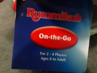 Rummikub On The Go