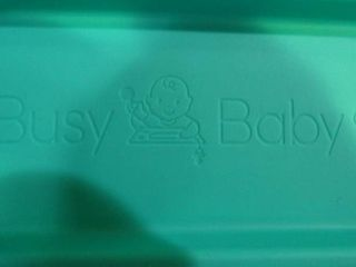 Busy Baby Silicone Suction Placemat for Babies   Toddlers