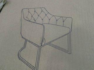 Emerald Arm Chair
