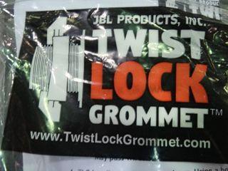 Twist lock Grommet