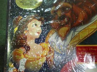 Walt Disney s Beauty and the Beast VHS