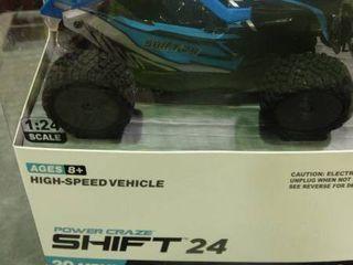 Power Craze Shift 24 High Speed Vehicle