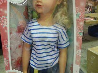 Wispy Walker Doll