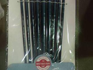 9 Piece Paintbrush Set