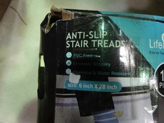 lot of Anti Slip Stair Treads