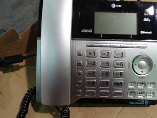 AT T Corded Phone Answering System
