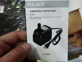Pulaco Submersible Water Pump