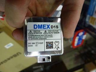 Pair of DMEX D1S 35W Headlight Bulbs