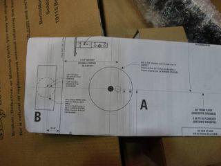 Berlin Modisch Full Escutcheon HandleSet Front Door Entry Handle
