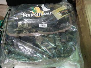 Marshland Camo Bag