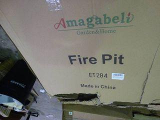 Amagabeli Fire Pit