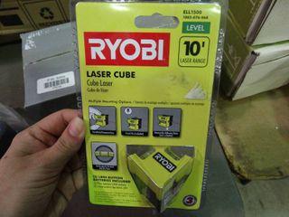 Ryobi laser Cube