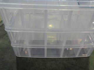 Plastic Stackable Organizer